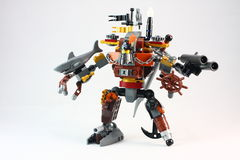 Борода металла Lego Стоковое фото RF