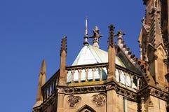 Бортовая часовня церков Штутгарта St. John Стоковое Фото