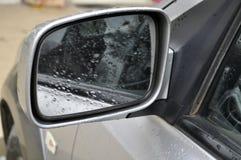 Бортовое зеркало Стоковое Изображение RF