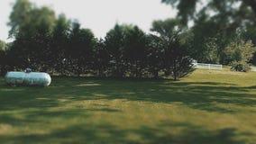 Бортовой двор Стоковое Фото
