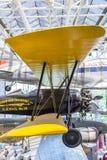 Бортовой самолет почты Питкерна Mailwing Стоковая Фотография