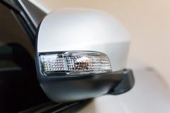 Бортовой свет зеркала стоковые фотографии rf