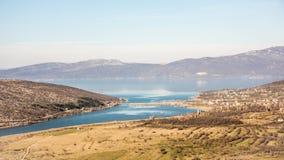 Боснийское озеро Стоковое Изображение
