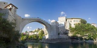 Босния - herzegovina mostar Стоковые Изображения