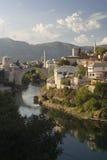 Босния - herzegovina mostar Стоковые Фото