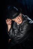 Босс гангстера Fumail Стоковое Фото