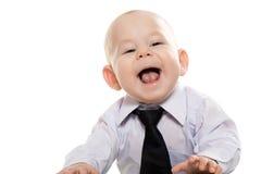 босс счастливый Стоковое Изображение