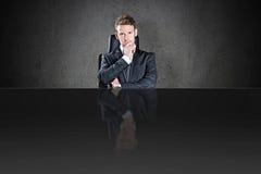 Босс Стоковое фото RF