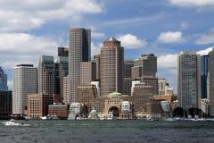 Бостон городское Стоковое Фото