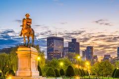 Бостон, Массачусетс, США Стоковые Фото