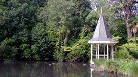Ботанические сады Веллингтон Стоковые Изображения RF