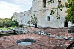 Ботанический сад Оахака Мексика Стоковые Фото