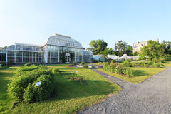 ботанический сад Стоковое фото RF