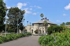 ботанический сад королевский Сидней Стоковая Фотография