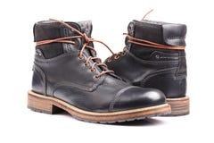 2 ботинка зимы Стоковое Изображение RF