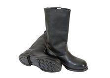 ботинки армии Стоковые Фотографии RF