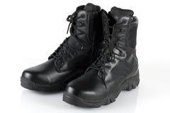 ботинки армии Стоковые Фото