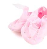 ботинки балерины Стоковое Фото