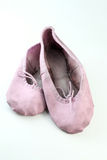 ботинки балета младенца Стоковые Фотографии RF