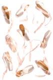 ботинки балета Стоковые Изображения