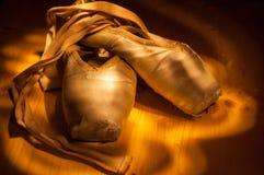 Ботинки балета Стоковое Изображение RF