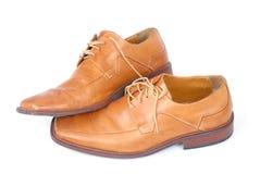 ботинки бизнесменов Стоковые Фото