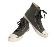 ботинки гимнастики Стоковые Фото