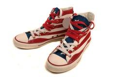ботинки гимнастики Стоковые Изображения