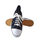 ботинки гимнастики Стоковое фото RF