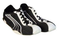 ботинки гимнастики Стоковое Фото