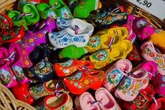 ботинки Голландии Стоковое Изображение