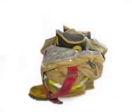ботинки горят покрашено Стоковое Изображение RF