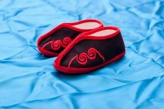 Ботинки женщины Стоковая Фотография