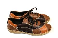 ботинки заплатки Стоковое Изображение RF