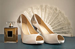 Ботинки и дух Стоковое фото RF