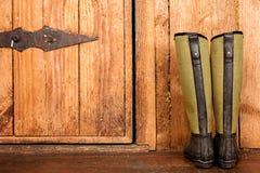 Ботинки, который нужно пойти Стоковое Фото