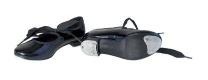 Ботинки крана ребенка Стоковое фото RF