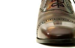 ботинки людей s Стоковое Фото