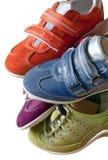 Ботинки малышей Стоковое Изображение RF