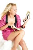 ботинки мании Стоковая Фотография