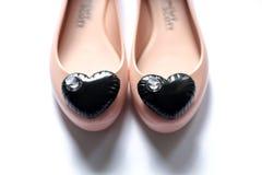 Ботинки Мелиссы стоковые изображения rf
