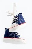 ботинки младенца Стоковая Фотография