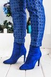 Ботинки лодыжки Стоковое фото RF