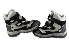 ботинки пар Стоковые Фото