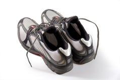 ботинки пар Стоковое Изображение