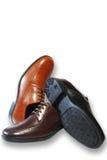 ботинки платья стоковые фотографии rf