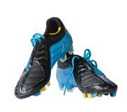 ботинки путя футбола клиппирования Стоковые Изображения RF