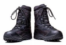 Ботинки снега Стоковые Изображения RF