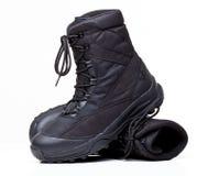 Ботинки снежка Стоковые Фото