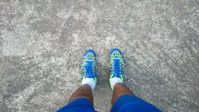 Ботинки спорт Стоковое Изображение RF